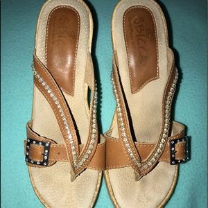 SBICCA wedges